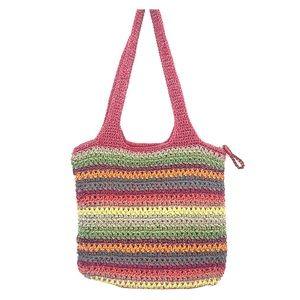 The Sak woman's crochet bag